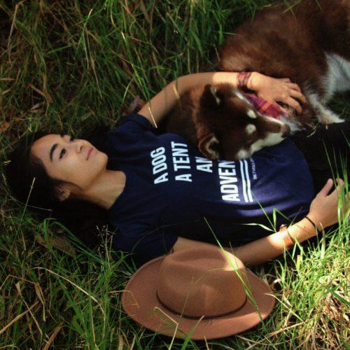 THE PARKS DOG ADVENTURE TEE