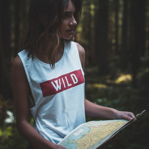 THE PARKS WILD WOMEN'S MUSCLE TANK