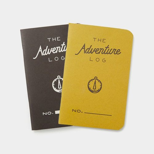 The Adventure log